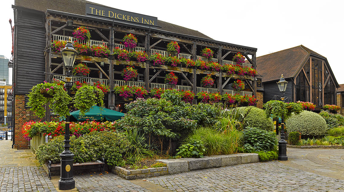 The dickens inn main image